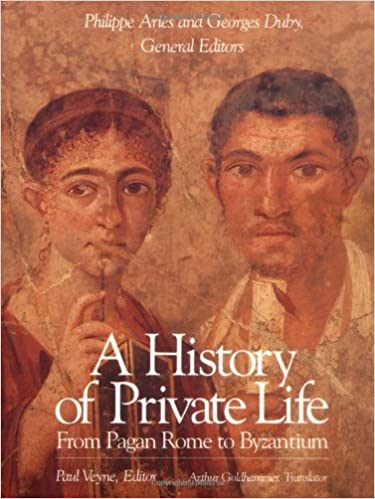 Amazon a history of private life volume i from pagan rome to a history of private life volume i from pagan rome to byzantium reprint edition fandeluxe Gallery