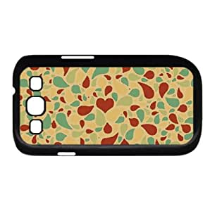 Light Colors Petals Watercolor style Cover Samsung Galaxy S3 I9300 Case