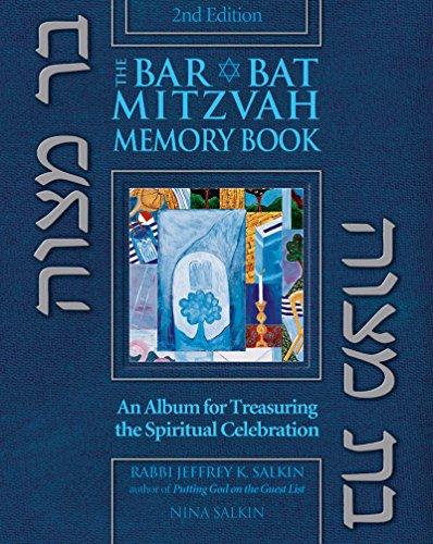 Bar/Bat Mitzvah Memory Book 2/E: An Album for Treasuring the Spiritual - Album Mitzvah