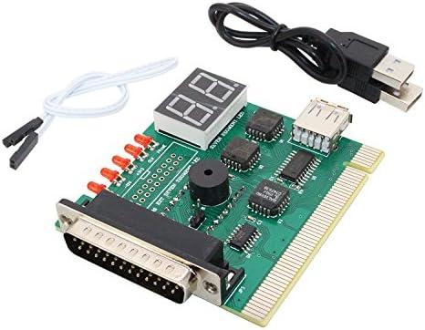 0fd84529d5a7 Amazon.com: LiuTian Motherboard USB & PCI Analyser Diagnostic Card ...