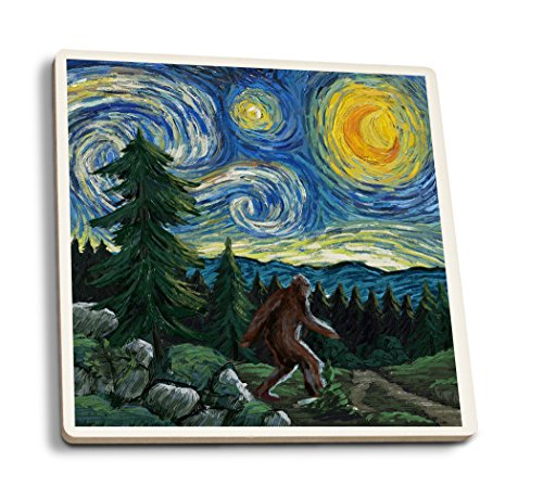 Lantern Press Northwest - Van Gogh Starry Night