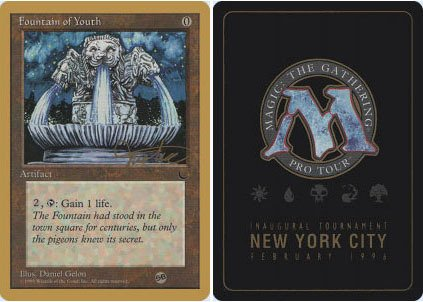 Amazon.com: Magic: The Gathering – Fuente de la juventud ...