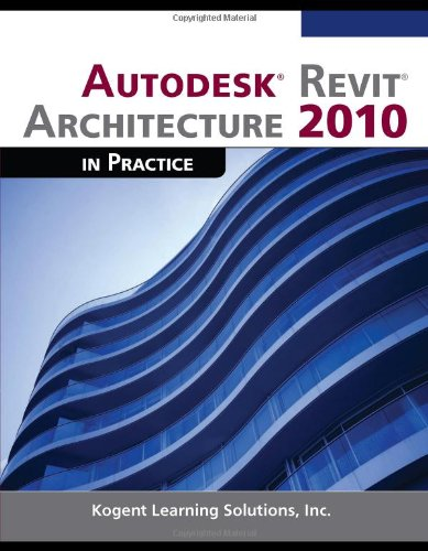 [PDF] Autodesk Revit Architecture 2010 in Practice Free Download | Publisher : Jones & Bartlett Publishers | Category : Computers & Internet | ISBN 10 : 0763776300 | ISBN 13 : 9780763776305