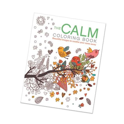 The Calm Coloring Book Hachette Book Grup