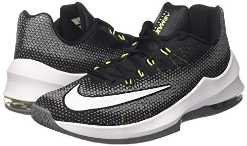 Gris Blanc Nike Froid Hommes Infuriate Max Pour Volt Low De Air Chaussures Multicolores noir Basket Pwq4nEO