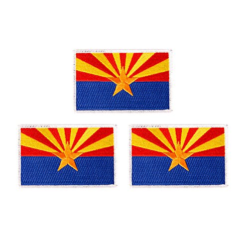arizona az flag patch bulk