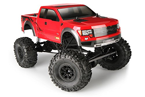HPI Racing 115118 1/10 Crawler King w/Ford Raptor Body RTR Toy