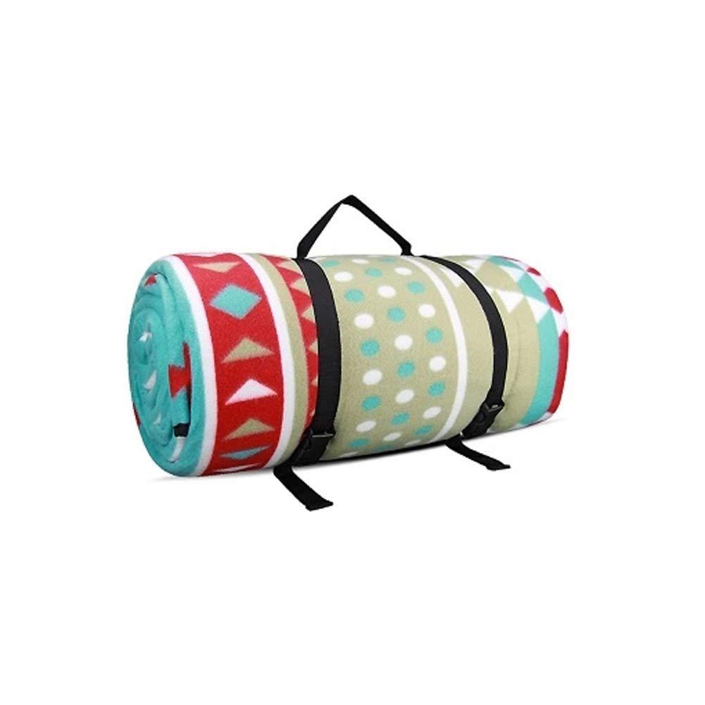ピクニック毛布 ピクニックマット、防湿パッド肥厚機洗えるフリーステントキャンプマット 200x270cm  B07RY4MHLY