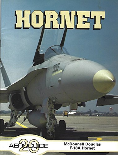 Aeroguide 20 - McDonnell Douglas F-18A Hornet