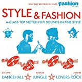 [Soul Jazz Records Presents] Fashion Records: Style & Fashion