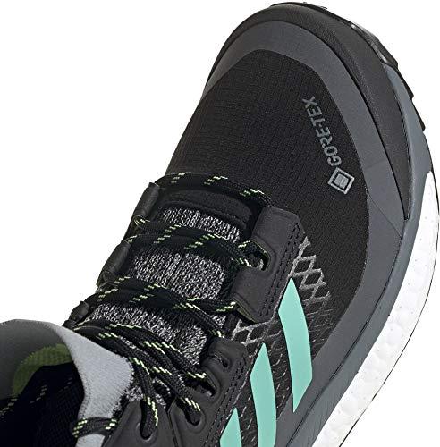 adidas Women's Terrex Free Hiker GTX Hiking Shoe 7