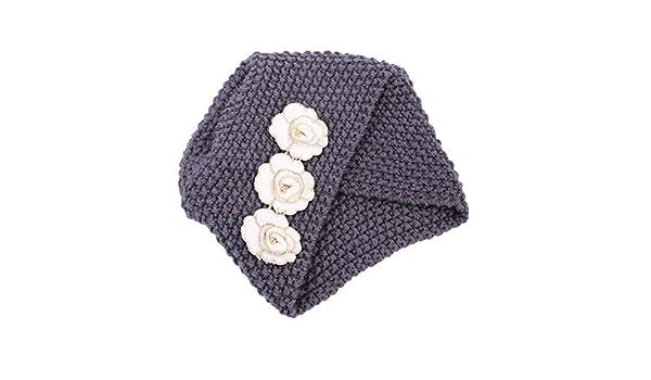 Vovotrade Sombrero Mujer Musulmana Solid Stretch Retro Turbante ...