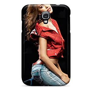 High Grade JeffMclaren Flexible Tpu Case For Galaxy S4 - Irina Sheik Posing