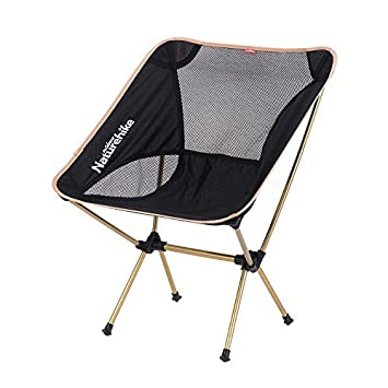 Naturehike Ultralight Folding Portable Chair for Outdoor Camping Fishing Leisure Picnic Hiking Use