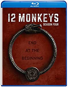 12 Monkeys: Season 4 [Blu-ray]