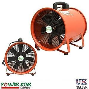 Industrial Portable Ventilation Fan Air Mover Workshop ...