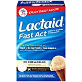 Lactaid Fast Act Chewables, 60 Count