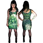 Women's Night of The Living Dead Tank Dress Zombies Apocalypse 2XL