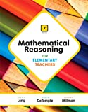 img - for Mathematical Reasoning for Elementary Teachers: (7th Edition) book / textbook / text book