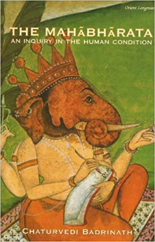 Book Mahabharata: An Inquiry in the Human Condition