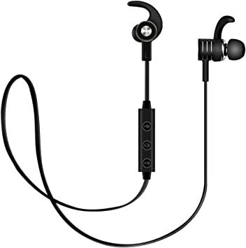 Aita BT73 Auriculares Magnético Bluetooth 4.2 Cascos Inálambrico ...