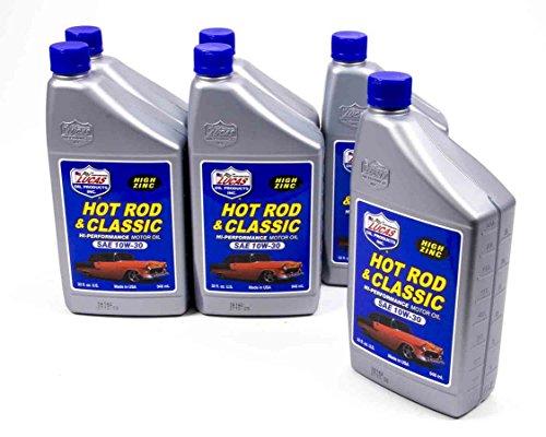 10w30 motor oil case - 9