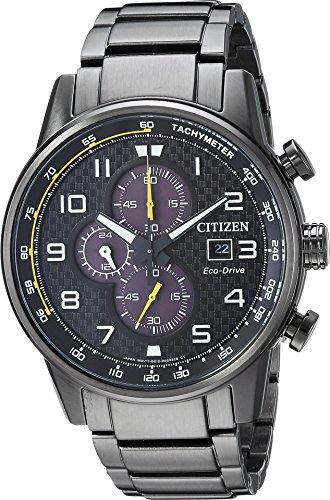 Citizen Watches  Men's CA0687-58E Eco-Drive Gray One (Citizen Chronograph Watch)
