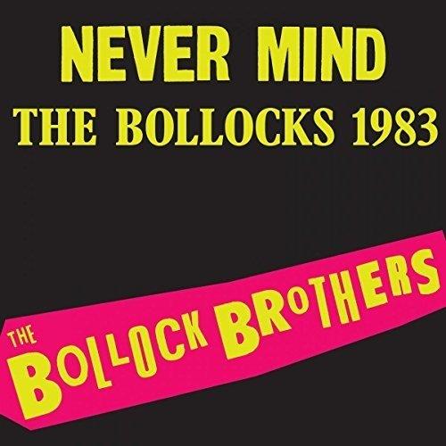 BOLLOCK BROTHERS - NEVER MIND THE BOLLOCKS