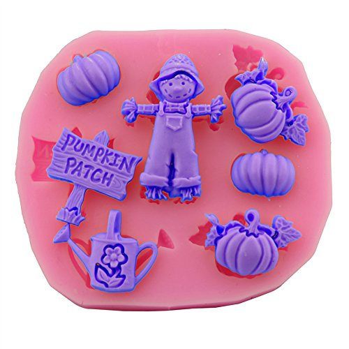 Let'S Diy Halloween Pumpkin Cake Mold Silicone Moulds Fondant Cake (Cake Boss Halloween Costume)
