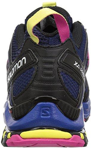3D Bleu XA W Femme XX The Yar Pro Bleu Web Blue Pink Chaussures Trail de Salomon 000 Medieval Surf 8Edq4A8F