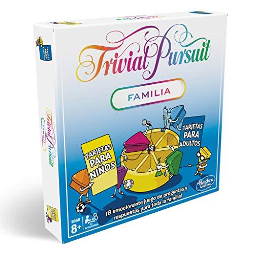 Hasbro Gaming – Trivial Pursuit Familia (Hasbro E1921105)