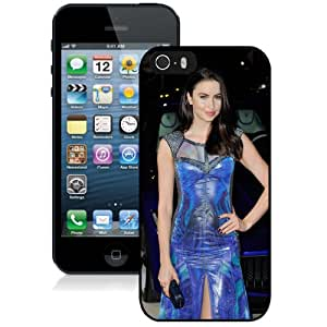 Unique Designed Cover Case For iPhone 5s With Emma Miller Girl Mobile Wallpaper(22) Phone Case