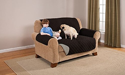 Deluxe Reversible LoveSeat Furniture Protector product image