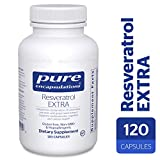 Pure Encapsulations - Resveratrol Extra - Hypoallergenic Dietary Supplement for Healthy Cellular and Cardiovascular Function* - 120 Capsules