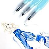 Kesoto 6 Piece Water Brush Pen Set for Watercolor