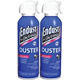 Endust 7oz Duster, Twin Pack (13265)