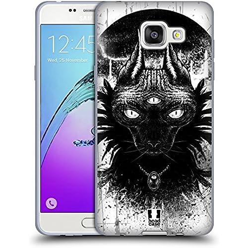 Head Case Designs Third Eye Cats Of Goth Soft Gel Case for Samsung Galaxy S7 Sales