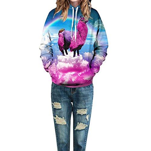 Boutique Impression Num CielUnicorn 3D Youthny en Arc ZqAwOT