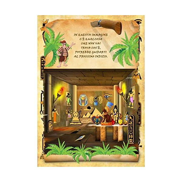 Caccia al tesoro in scatola in giardino - in spiaggia o casa/giardino 7-12 anni - per feste di compleanno - giochi per… 8 spesavip