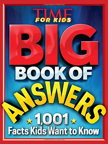 Big Book of Answers (A TIME For Kids Book) (TIME for Kids Big Books)