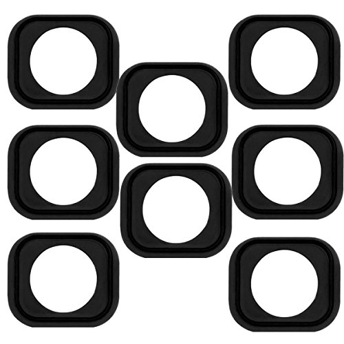 100pcs WHOLESALE LOT Replacement Home Button Rubber Gasket/Holder for iPhone 5/5G/5C from StarYue