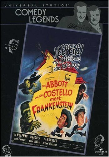 Abbott & Costello Meet Frankenstein -