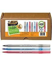 قلم حبر جاف كروي الراس من بيك