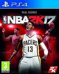 Nba 2K17 Ps4 Playstation 4 By 2K Games