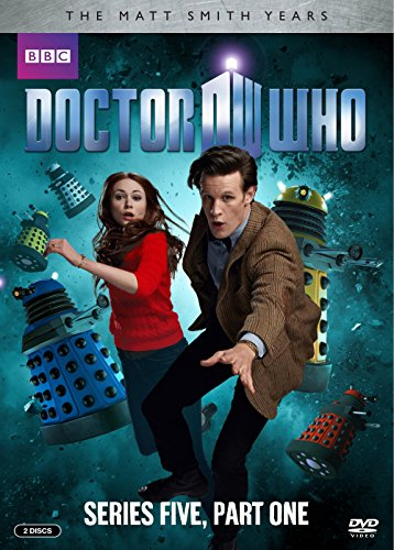doctor who season 5 dvd - 2