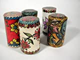 Handpainted Barrel Shakers