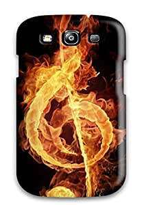 Hot Premium VfADfHR147SLnFq Hard Diy For LG G3 Case Cover Protection (fire S)