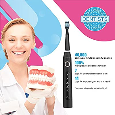 Fairywill electric toothbrush 507+420