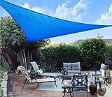 SUNNY GUARD Triangle Sun Shade Sail UV Block for