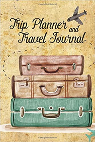 trip planner and travel journal vacation planner checklists